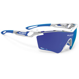 Rudy Project Tralyx XL Glasses White Gloss/Multilaser Blue